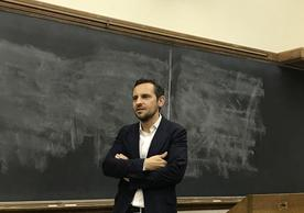 João Rodrigues, Senior Legal Adviser to the European Parliament Liaison Office with the U.S. Congress and former 2016-2017 Visiting European Union Fellow at Yale
